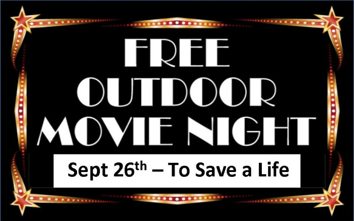 Summer Movie Night - To Save a Life