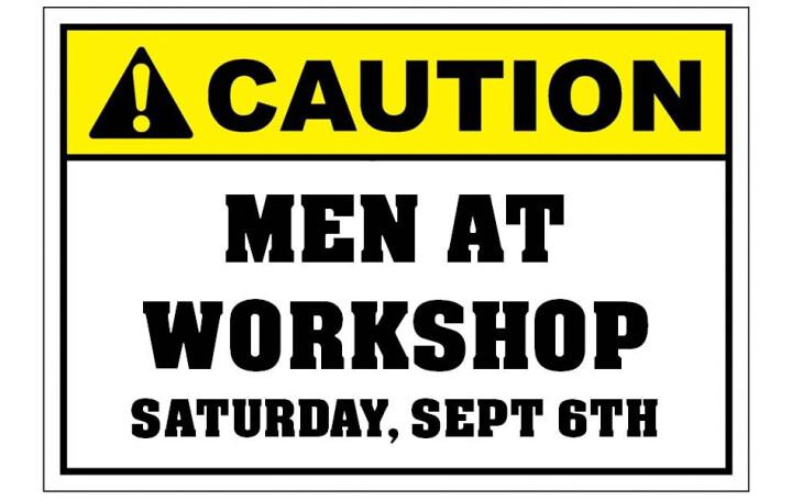Men's Workshop Sept 2014