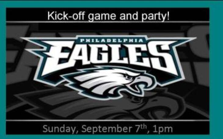 Eagles Season Kick-off Party