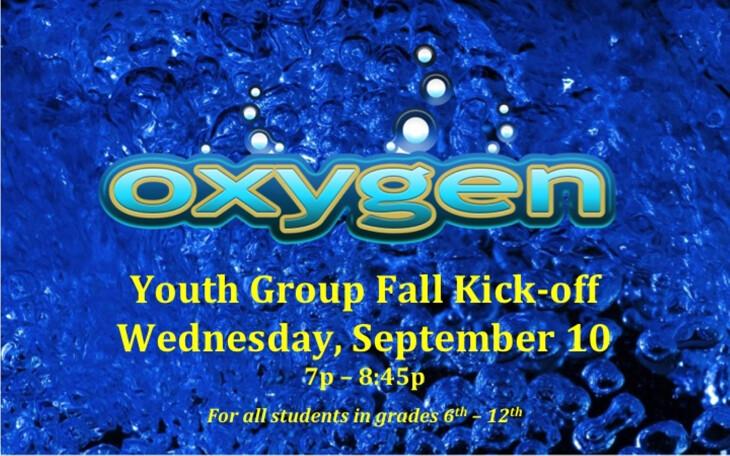 Oxygen Fall Kick-off