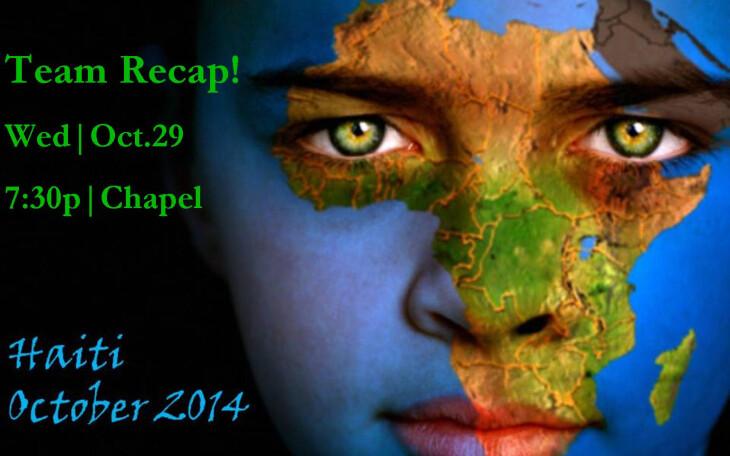 Haiti Mission Trip 2014 Recap!