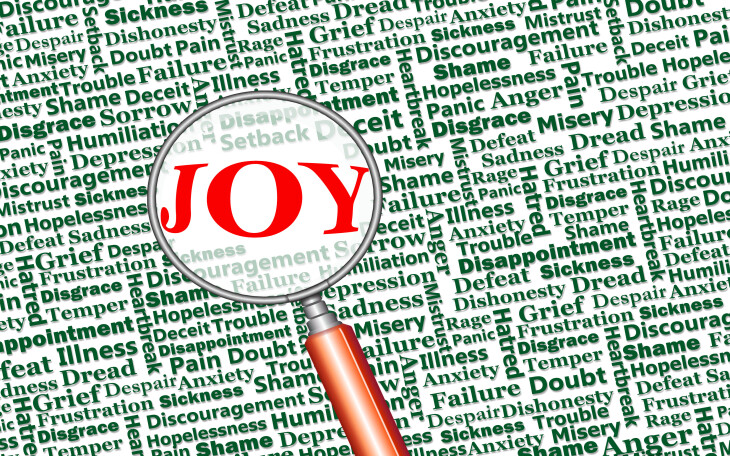 Finding Joy Teaching Series