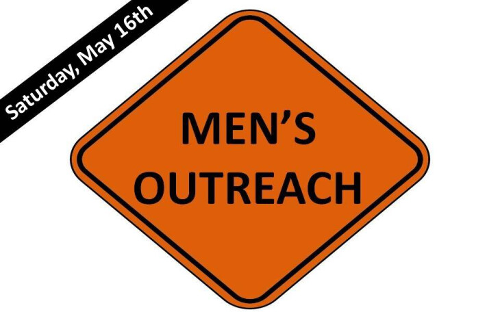 Men's Outreach May 2015