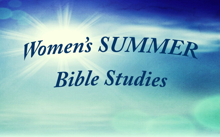 Women's Summer Bible Studies