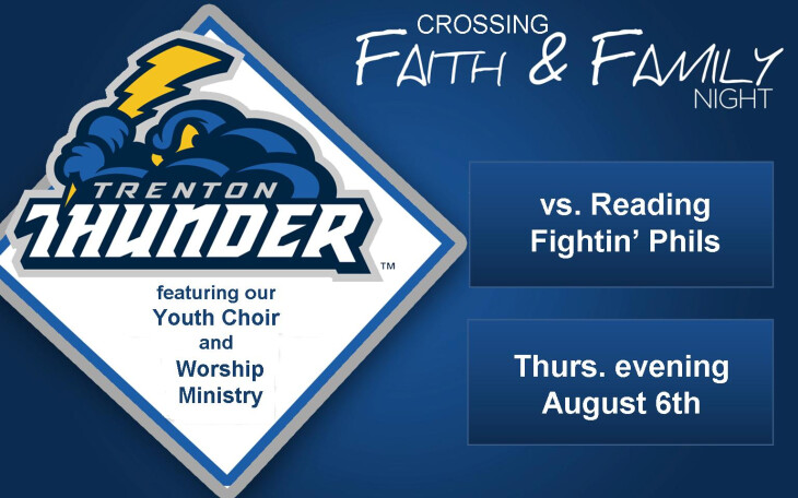Crossing Faith and Family Night
