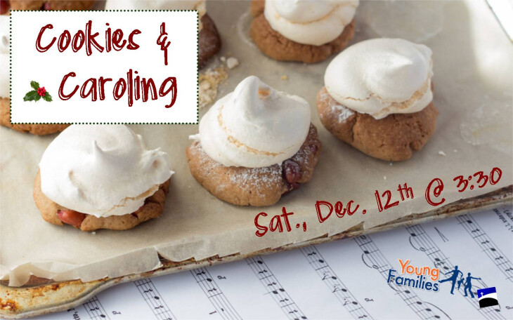 Cookies and Caroling