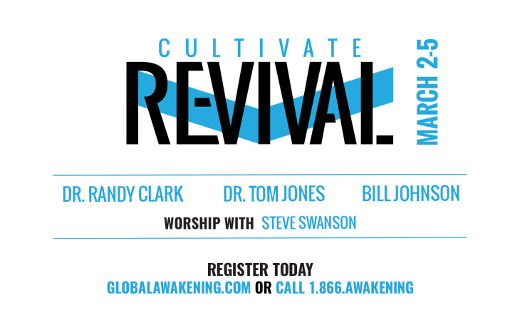 Cultivate Revival Conference