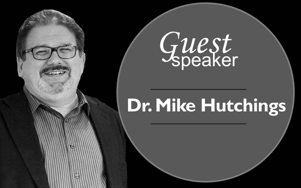Special Guest Speaker