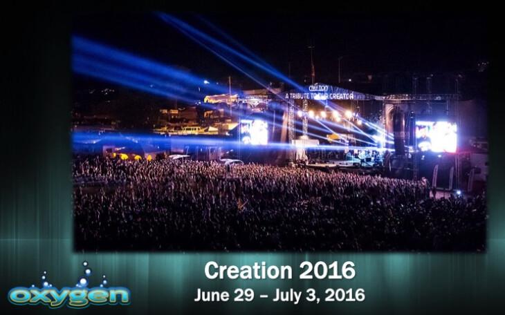 Creation 2016
