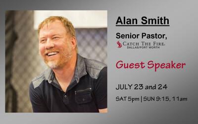 Guest Speaker: Alan Smith