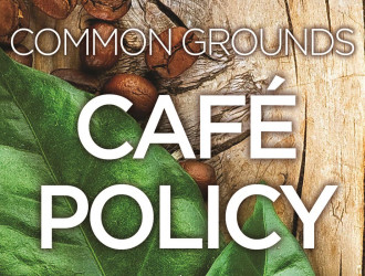 Small Cafe Policy Graphic