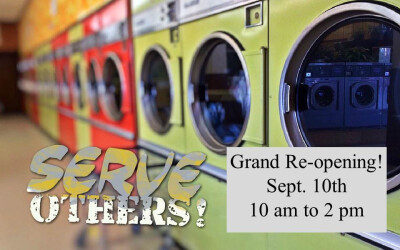 Grand Re-opening - Sep 10 2016 10:00 AM