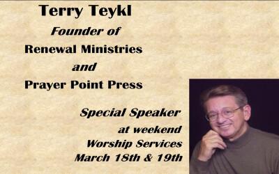 Terry Teykl Guest Speaker