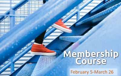 Envision Membership Course February 5th-March 26th