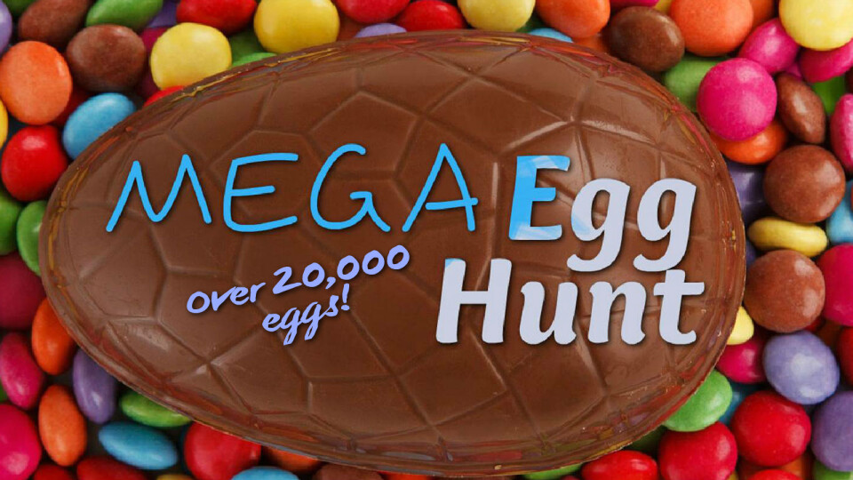 Mega Egg Hunt