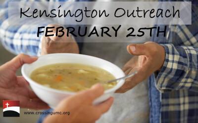 Kensington Outreach Feb. 25th