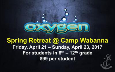Oxygen Retreat