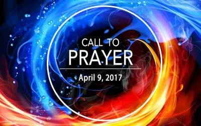 Call To Prayer April