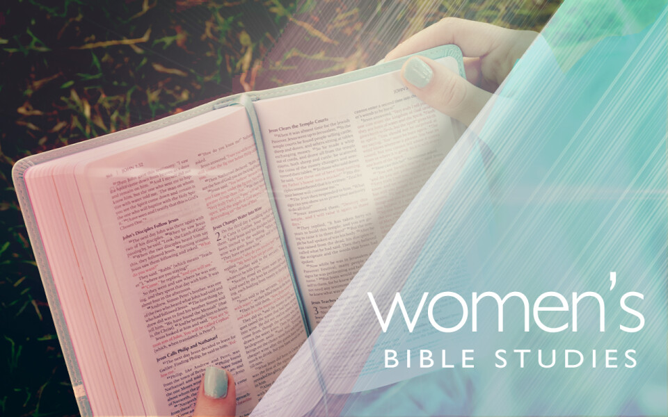 Tuesday Morning Women's Bible Studies