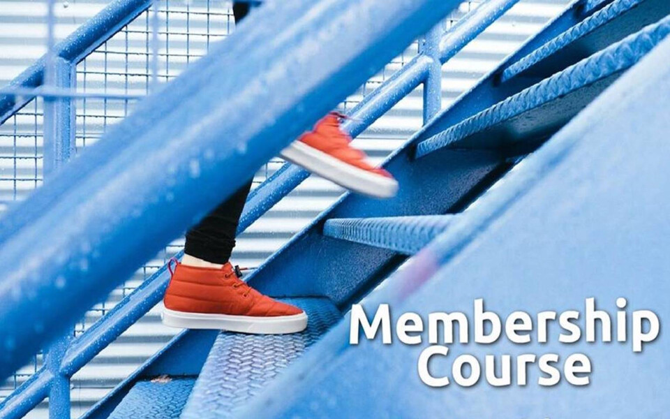 New Membership Course