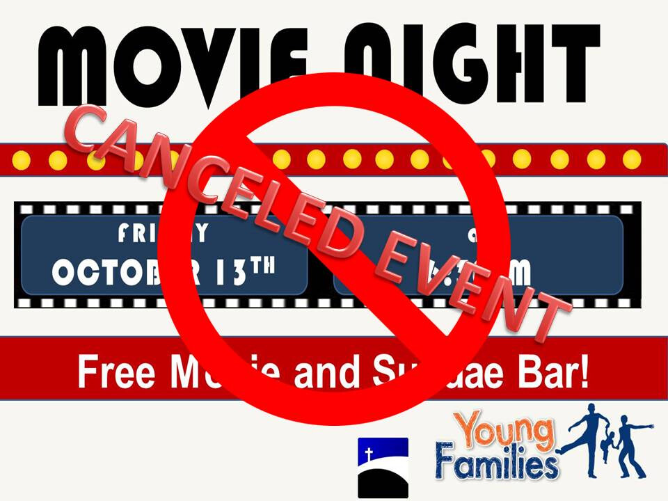 Young Families Movie Night
