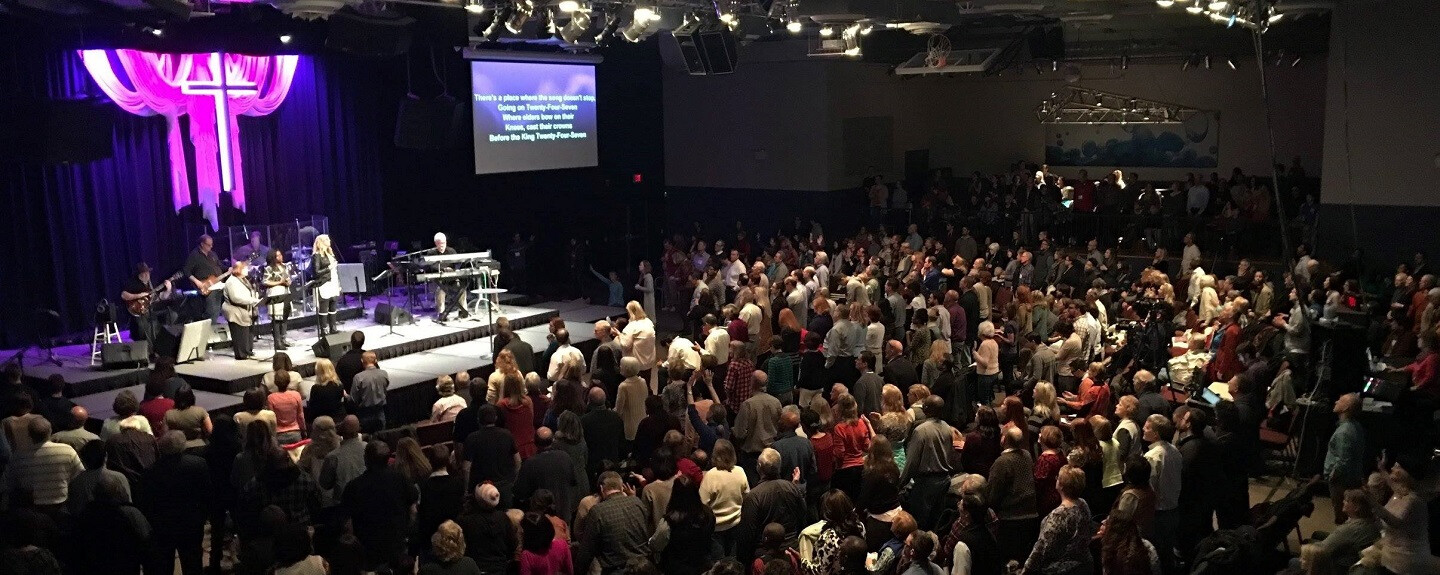 The Crossing Worship Center