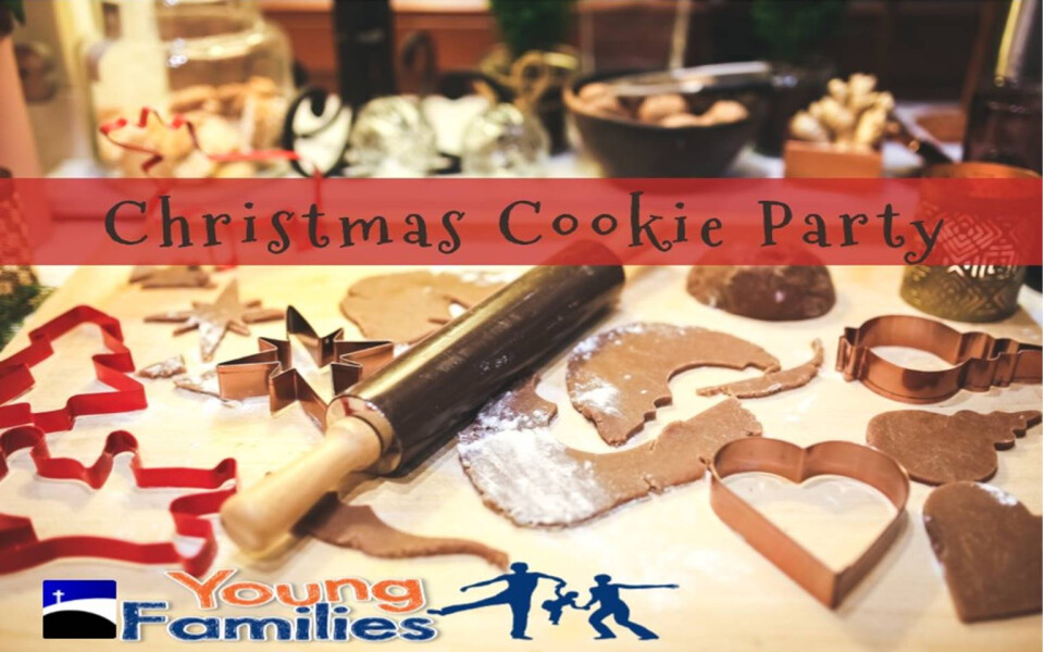 Young Families Christmas Party