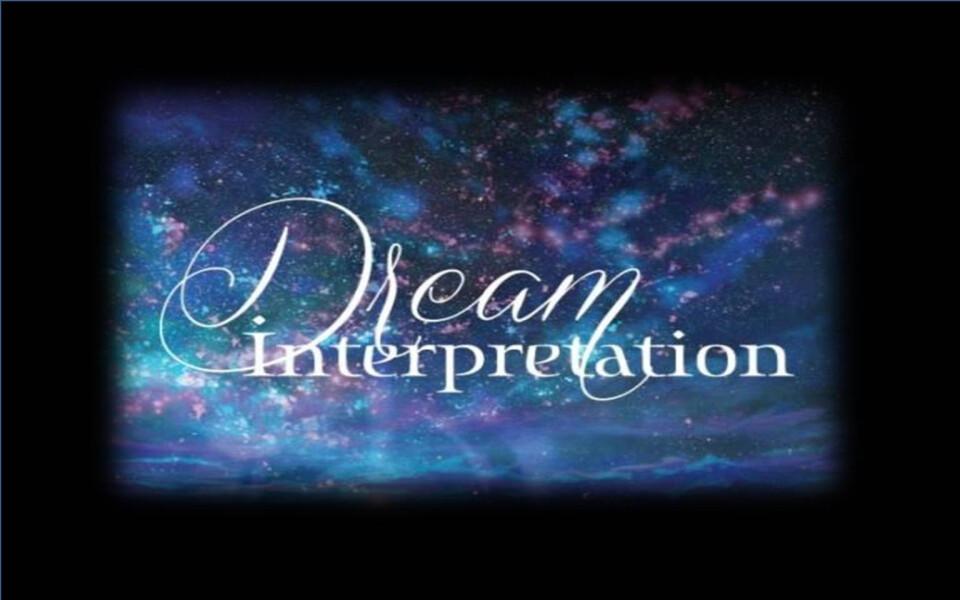 Dream Interpretation Class