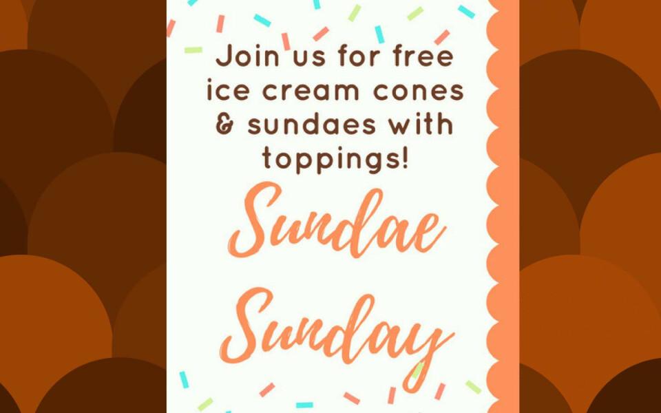 Sundae Sunday Sundae Saturday