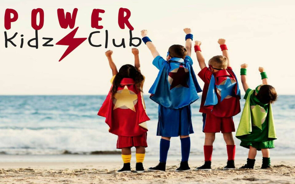 POWER Kidz Club!